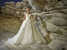 Bridal, evening and ball gowns made of exquisite fabrics and fine handwork will highlight your delicate, natural beauty and individuality on your unique Bridal Style, Bridal Dresses, Ball Gowns, Bride, Vienna, Unique, Fabric, Beauty, Collection