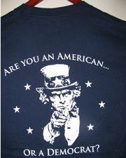 American or Democrat Pocket Tee