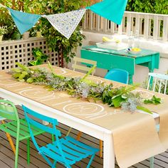 Decorate above the table  - Redbook.com