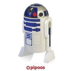 Sinterklaas surprise voor 5 december. Maak deze R2D2 voor de echte Star Wars fan.