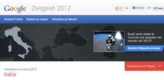 Il pennuto più amato (e odiato) del Web si aggiudica un altro primato: un posto nell'olimpo dello Zeitgeist 2012 di Google. La classifica ufficiale di Big G. delle parole più cercate dagli utenti parla chiaro: il Pulcino Pio è tra le parole più cliccate in assoluto nel 2012.