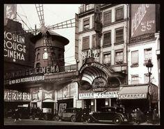 Moulin Rouge Nightclub 1930 (24x36) - BAW00981