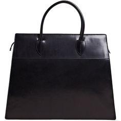 Ann Demeulemeester Women's Vitello Lucido Bag ($2,120) ❤ liked on Polyvore