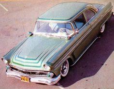 Larry Watson Custom Cars | Larry Watson - Custom car painter - Rockin-records le son du rock n ...