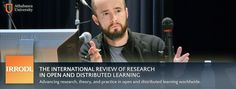 International Review of Research in Open and Distributed Learning