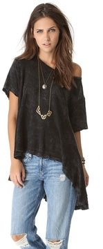 Free People Circle in the Sand Tee on shopstyle.com