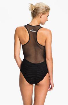 0bcc0ee595  lt 3 Adidas by Stella McCartney  Studio  Performance Bodysuit. Stella  Mccartney Adidas