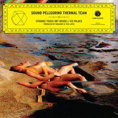 design by ill studio for record label Sound Pellegrino.