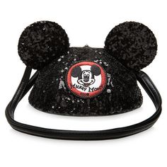 2ca0ab3091a Mickey Mouse Club Crossbody Bag for Adults by Loungefly