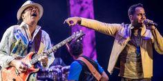 Santana – Corazòn Live From Messico in prima visione su Sky Arte HD
