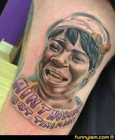 Gallery of Horrible Tattoos