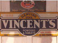 Vincent's Powders (- Bushells Tea) Moonabel VIC Mar1997