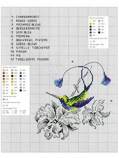 Gallery.ru / Фото #45 - Oiseauz, papillons et petites betes - Chispitas