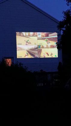 Mom told us to play outside... @Nintendo #MarioKart 8 edition - #WiiU #MK8