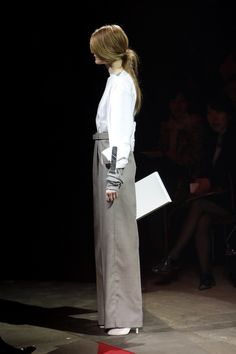 Maison Martin Margiela at Paris Fashion Week Fall 2010 - StyleBistro
