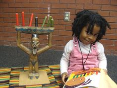 Kwanzaa < In the African-American culture, Kwanzaa is a holiday that honors tradition and deepens children's understanding of their heritage. It's also a lot of fun—seven days of food, music, dancing, creativity and other family activities