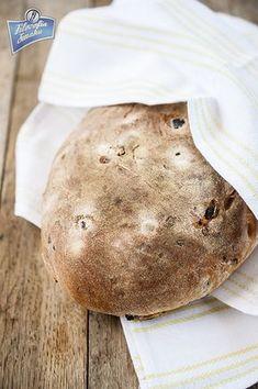 Elioti- cypryjski chleb z oliwkami