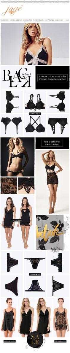 Lingerie preta, lingerie brazileira, sexy, hot, bride, black lingerie, brazilian lingerie; só tem na jogê, you can find at jogê