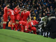 Manchester City vs Liverpool match report: Reds run riot at the Etihad as Philippe Coutinho, Roberto Firmino and Martin Skrtel score in dominant win   Premier League   Sport   The Independent