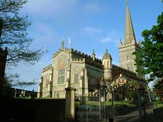 St. Columb's Cathedral, Derry Ireland