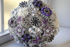 Custom Order Brooch Bouquets by nicolasacicero on Etsy, $100.00