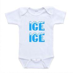 ice ice baby vanilla ice lyrics inspired parody song lyrics hilarious funny cute onesies onesie bodysuits online best infant shopping
