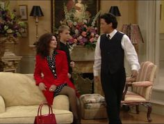 Fran Fine The Nanny, Nanny Outfit, The Golden Years, Hooray For Hollywood, Style Icons, Blazer, Jackets, Outfits, Women
