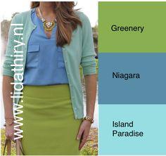#greenery #pantonecolor2017 #coloroftheyear2017
