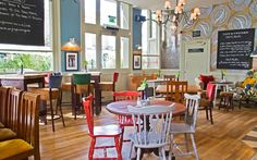 The Lion and Unicorn - Kentish Town (fine ale, wine and seasonal British menus for lunch and dinner)