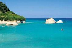 Sidari Corfu Greece