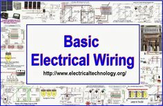 How to determine the suitable size of cable for Electrical Wiring Installation Solved Examples British and SI System Basic Electrical Home Wiring Diagrams