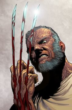 Old Man Logan by Steve McNiven