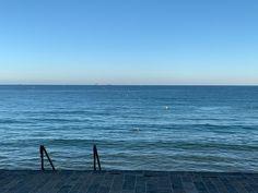 Vue a saint Malo Plage du Sillon Hotel Saint Malo, Anthony Doerr, Saints, World, Beach, Water, Outdoor, The Beach, Patio