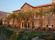 Scots Hotel, Tiberias, Israel, Middle East, Western Asia
