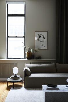 Menu showroom in New York - via Coco Lapine Design blog
