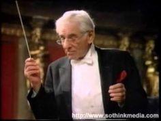 "▶ Leonard Bernstein ""Choral - Fantasy"" Beethoven - YouTube"