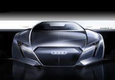 Audi on Behance