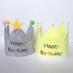 100均素材で簡単♪赤ちゃんの誕生日撮影に使えるフェルト王冠の作り方   CRASIA(クラシア)