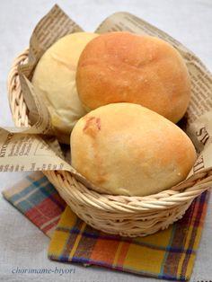 ちょりママ『もちもちチーズパン。 鍋すき焼きの晩ご飯。』