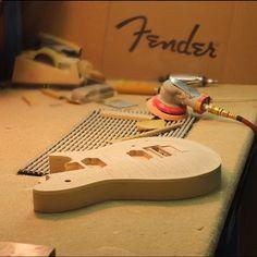 Fender Factory- Corona,ca