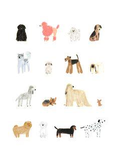 glücklicher hund illustration The post Happy Dog Illustration Glücklicher Hund Illustration appeared first on Lori's Decoration Lab. Kunst Inspo, Art Inspo, Animal Drawings, Art Drawings, Dog Illustration, Animal Illustrations, Illustrations Posters, Fanarts Anime, Cartoon Dog
