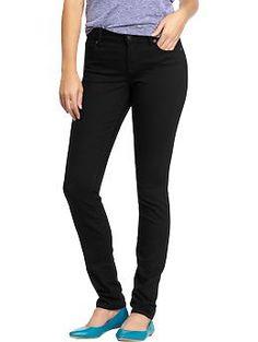 Women's The Rockstar Curvy Skinny Jeans | Old Navy $25 reg. $29.50