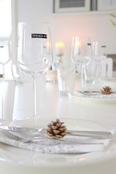 Tisch Konfirmation / Forget where you put your glass? No problem! Visitor Badges, Dymo Label, Thermal Labels, Thermal Printer, Wedding Decorations, Table Decorations, Gifted Kids, Summer Parties, Stores