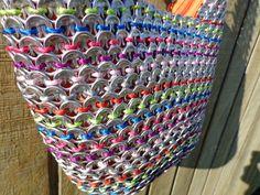 Hobo Recycled Pop Top Bag Multicolor | eBay