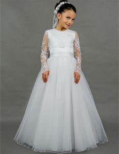 modne sukienki komunijne - Szukaj w Google