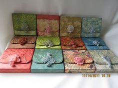Ligaya's Creativity Zone: Note Pad Holder - A Nice Christmas Stocking Stuffer