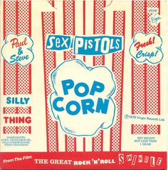SEX PISTOLS Silly Thing /Who Killed Bambi