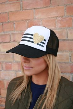 Adult Trucker Hat by heyyouapparel on Etsy https://www.etsy.com/listing/285575285/adult-trucker-hat