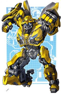 Tf5 movie Bee by Dan-the-artguy.deviantart.com on @DeviantArt