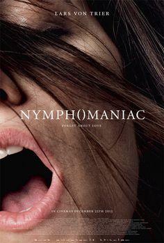 Carteles de Nymph()maniac por Studio Mega | NiceFuckingGraphics!